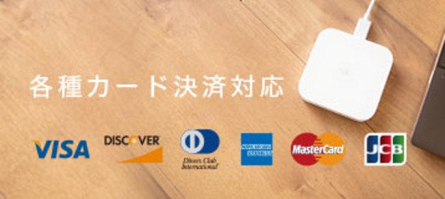 クレジット各種カード決済対応のプライベートジム